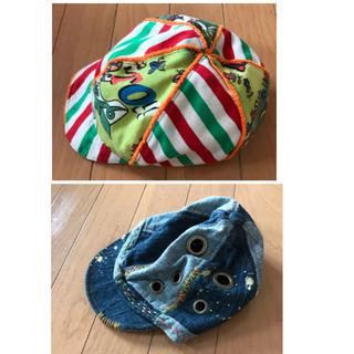 スーパーブーホームズ(SUPER BOO HOMES)のブーホームズ キャスケット 帽子 46〜48㎝(帽子)