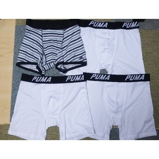 アディダス(adidas)のボクサーパンツ Sサイズ PUMA adidasオマケ付きDIESEL(ボクサーパンツ)