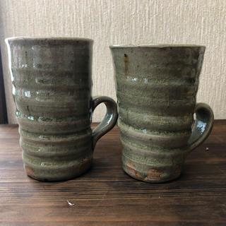やちむん ベアマグカップ(陶芸)