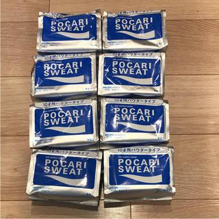 オオツカセイヤク(大塚製薬)のポカリスエット 粉末 10リットル用パウダー ×8袋(ソフトドリンク)