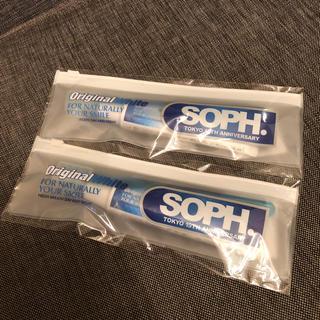 ソフ(SOPH)のソフ ノベルティ(旅行用品)