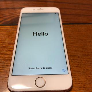 アイフォーン(iPhone)のiphone6s 16GB (スマートフォン本体)