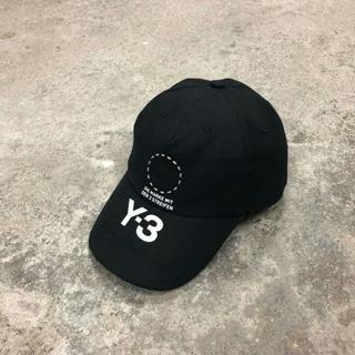 ワイスリー(Y-3)のY-3 ロゴ刺繍 キャップ 男女兼用(キャップ)