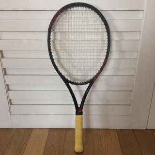 お値引き致しました!!硬式テニスラケット(ラケット)