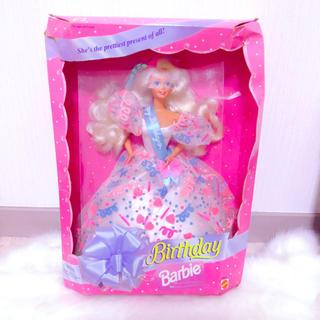 バービー(Barbie)の♡ ヴィンテージ バースデー バービー ♡ birthday Barbie ♡ (ぬいぐるみ/人形)