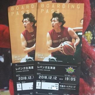 12/12 Bリーグ 千葉vs北海道(バスケットボール)