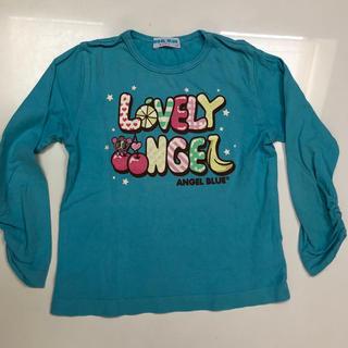 エンジェルブルー(angelblue)のANGEL BLUE  長袖Tシャツ  120㎝(Tシャツ/カットソー)