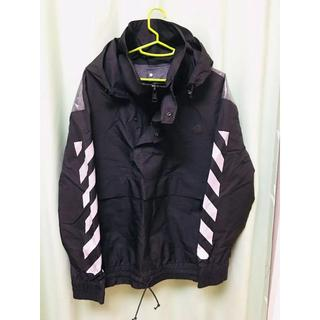 MONCLER - MONCLERXOFF-WHITE ブラック ブルゾン