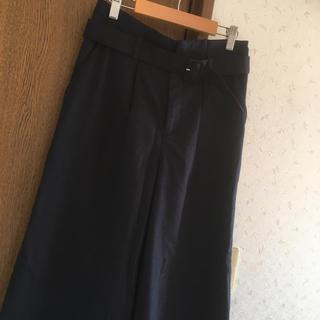 クチュールブローチ(Couture Brooch)のガウチョパンツ  ワイドパンツ クチュールブローチ (カジュアルパンツ)