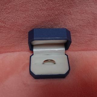 ジュエリーツツミ(JEWELRY TSUTSUMI)のツツミ TSUTSUMI ホワイトゴールド K14WG リング 25号 指輪(リング(指輪))