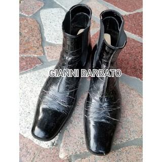 ジャンニバルバート(GINNNI BARBATO)のジャンニバルバート サイドゴアブーツ 39(ブーツ)