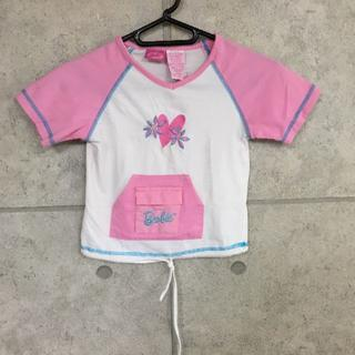 バービー(Barbie)のTシャツ 半袖 バービー 90cm KBG-K730(その他)