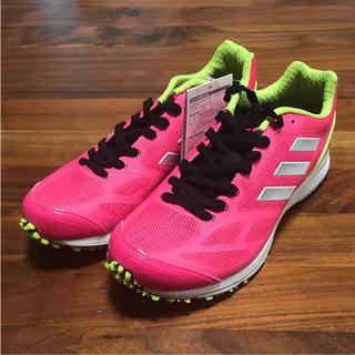 アディダス(adidas)のアディダス アディゼロ ランニングシューズ 24cm(シューズ)