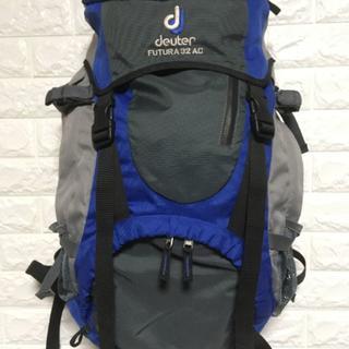 ドイター(Deuter)のdeuter ドイター FUTURA フューチュラ 32 AC ブルー(登山用品)