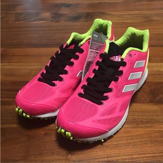 アディダス(adidas)のアディダス アディゼロ ランニングシューズ 23.5cm(シューズ)