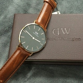 ダニエルウェリントン(Daniel Wellington)のD W 36mm ダニエルウェリントン クラシックブラック(腕時計(アナログ))