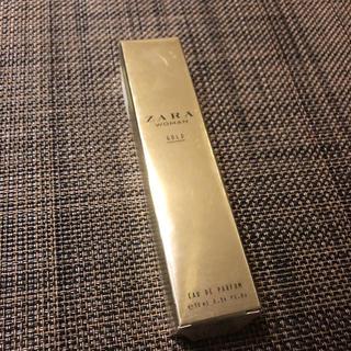 ザラ(ZARA)のZARA WOMAN GOLD 香水 ロールオン(香水(女性用))