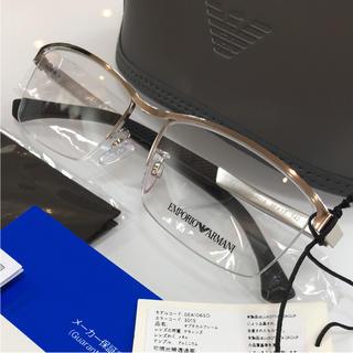 エンポリオアルマーニ(Emporio Armani)の定価27,000円 エンポリオアルマーニ EA1065D 3015 メガネ 眼鏡(サングラス/メガネ)