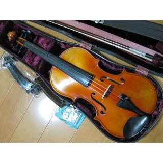 スズキ(スズキ)の高級 国産バイオリン SUZUKI No.330 4/4 付属品セット(ヴァイオリン)