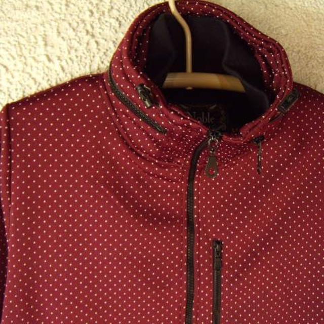 Noble(ノーブル)の1792 美品 Noble Product ボリュームネック ドット ジャケット メンズのジャケット/アウター(その他)の商品写真