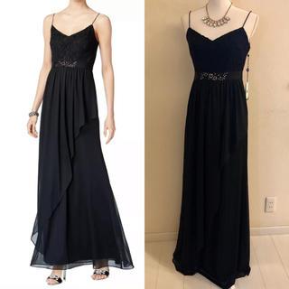 TADASHI SHOJI - アドリアナパペル ブラック ドレス