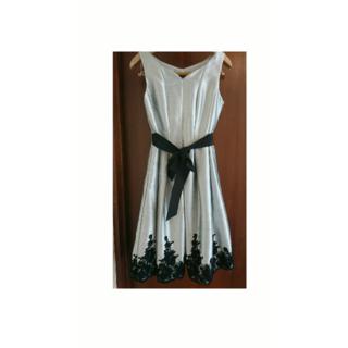 セラビ(C'EST LA VIE)のCEST LAVIE セラヴィ ドレス ワンピース 結婚式 お呼ばれ(ミディアムドレス)