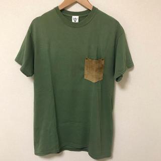 エスツーダブルエイト(S2W8)のSouth2West8 ピルグリムサーフ+サプライ Tシャツ ポケT Mサイズ(Tシャツ/カットソー(半袖/袖なし))