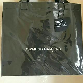 COMME des GARCONS PVCトートバッグ