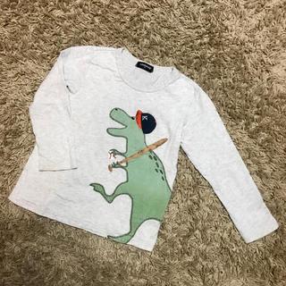 クレードスコープ(kladskap)の110 クレードスコープ ロング Tシャツ(Tシャツ/カットソー)