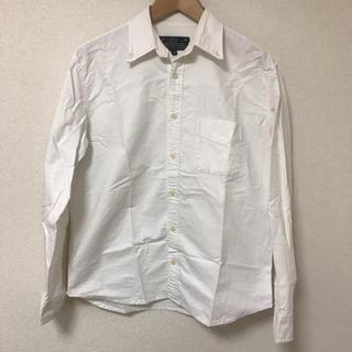 ノックアウト(KNOCKOUT)のノックアウト knockout シャツ ボタンシャツ 白 Mサイズ(シャツ)