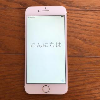 アイフォーン(iPhone)のiPhone6  DOCOMO(スマートフォン本体)