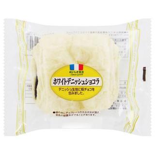 山崎製パン ホワイトデニッシュショコラ(パン)