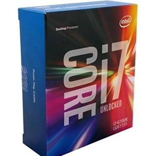 i7 6700k CPU(デスクトップ型PC)