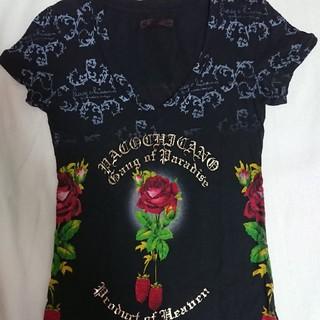 エドハーディー(Ed Hardy)のPaco Chicano!チュニックTシャツ!(Tシャツ(半袖/袖なし))