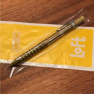 ペンテル(ぺんてる)のロフト限定  スマッシュ  シャーペン ゴールド軸(鉛筆)