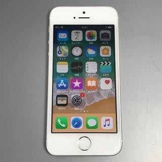 アイフォーン(iPhone)のiPhoneSE 32GB docomo Softbank [09](スマートフォン本体)