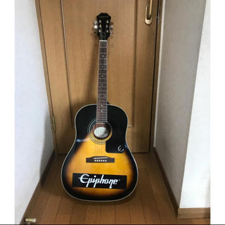 エピフォン(Epiphone)のEpihone アコースティックギター(アコースティックギター)