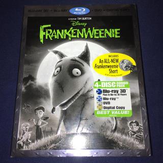 ディズニー(Disney)のフランケンウィニー Blu-ray 3D(アニメ)