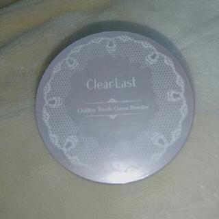 【値下げ】クリアラスト ふんわりカバーパウダー 01 ライトベージュ(フェイスパウダー)