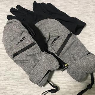 バートン(BURTON)のBurton スノーボード 手袋(ウエア/装備)