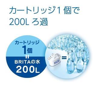 BRITA浄水ポット1.0L(浄水機)