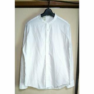 エヌハリウッド(N.HOOLYWOOD)のN.HOLLYWOOD バンドカラーシャツ (シャツ)