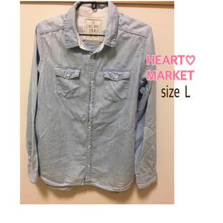 ハートマーケット(Heart Market)のハートマーケット カジュアルシャツ(シャツ/ブラウス(長袖/七分))