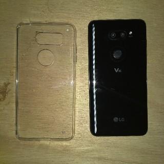 エルジーエレクトロニクス(LG Electronics)のLG  V30  海外版SIMフリー(スマートフォン本体)