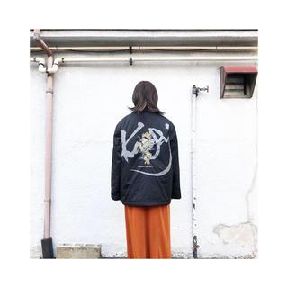 カンサイヤマモト(Kansai Yamamoto)のvintage 90s KANSAI YAMAMOTO 和柄 刺繍 スカジャン(スカジャン)