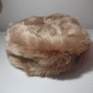 イーハイフンワールドギャラリー(E hyphen world gallery)のEhyphenworldgallery ファーベレー帽(ハンチング/ベレー帽)