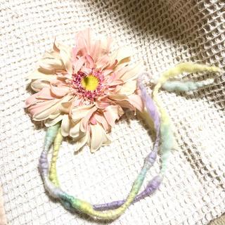 チャコ(Chaco)のChaco ヘアアクセサリー 花冠(ヘアアクセサリー)