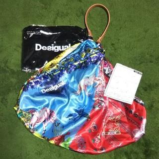 デシグアル(DESIGUAL)のデシグアル  スカーフ バッグ(バンダナ/スカーフ)