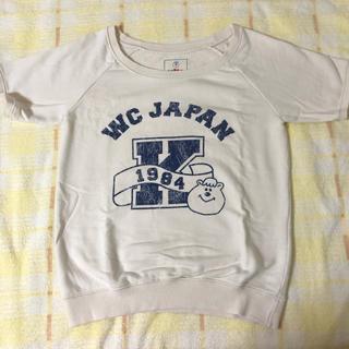 ダブルシー(wc)のWC (Tシャツ(半袖/袖なし))