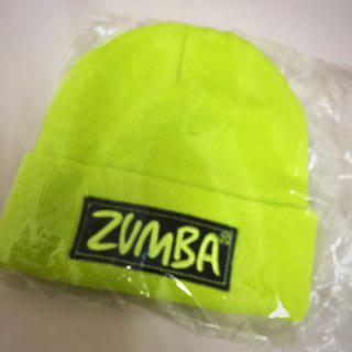 ズンバ(Zumba)の新品送料無料ズンバ ニット帽 ダンスウェア ZUMBA(ダンス/バレエ)